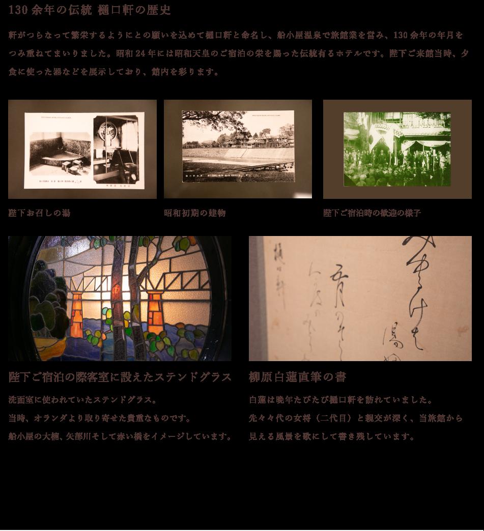 130余年の伝統 樋口軒の歴史